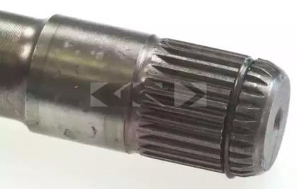 25753 SPIDAN Приводний вал BMW 5(F07)/7(F01,F02,F03,F04) xDrive