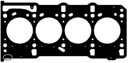 076346 ELRING Прокладка ГБЦ 0.72 мм