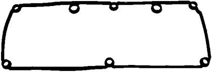 898600 ELRING Прокладка, крышка головки цилиндра