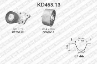 KD45313 SNR