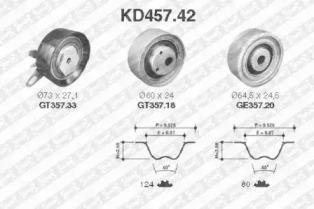 KD45742 SNR