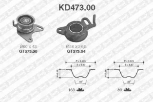 KD47300 SNR