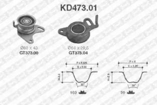 KD47301 SNR