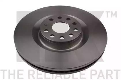 204786 NK Тормозной диск