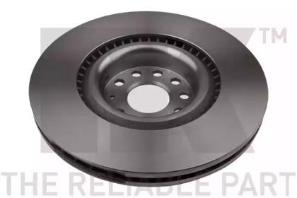 204786 NK Тормозной диск -1