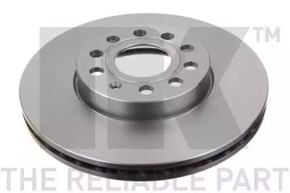 204788 NK Тормозной диск