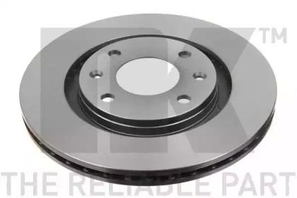 209915 NK Тормозной диск