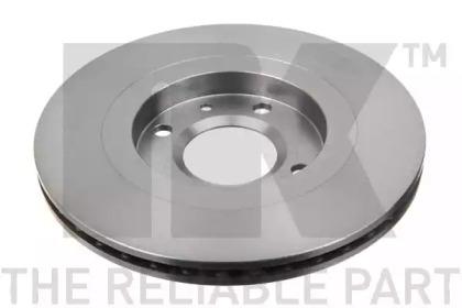 209915 NK Тормозной диск -1