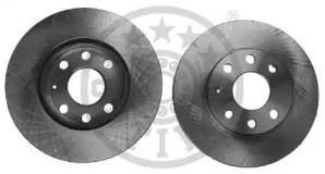BS0610 OPTIMAL Тормозной диск