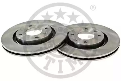 BS6020 OPTIMAL Тормозной диск