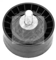 23552 MAPCO Паразитный / Ведущий ролик, зубчатый ремень