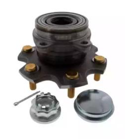 MIWB12237B MOOG Комплект подшипника ступицы колеса