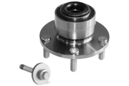 FDWB11864 MOOG Комплект подшипника ступицы колеса -1