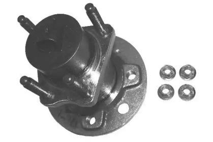 OPWB11118 MOOG Комплект подшипника ступицы колеса -1