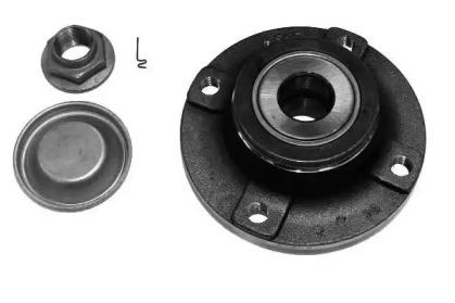 PEWB11418 MOOG Комплект подшипника ступицы колеса -1