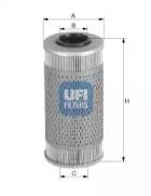 2668700 UFI Топливный фильтр