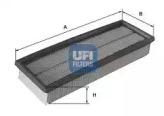 3018700 UFI Воздушный фильтр