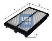3022500 UFI Воздушный фильтр