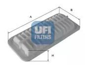 3024700 UFI Воздушный фильтр