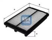 3053700 UFI Воздушный фильтр