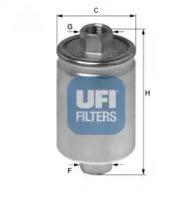 3175000 UFI Топливный фильтр