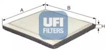 5302100 UFI Фильтр, воздух во внутренном пространстве