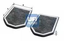 5411000 UFI Фильтр, воздух во внутренном пространстве