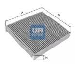 5422300 UFI Фильтр, воздух во внутренном пространстве