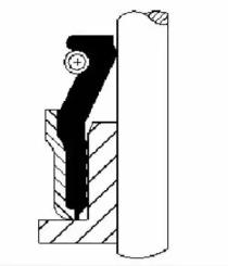 CORTECO 12019883 Уплотнительное кольцо, стержень кла