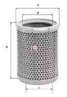 S2410A SOFIMA Воздушный фильтр