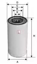 S3013DR SOFIMA Масляный фильтр