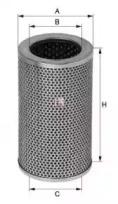 S3081PO SOFIMA Масляный фильтр; Гидрофильтр, рулевое управление