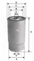 S4012NR SOFIMA Топливный фильтр