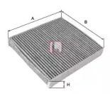 S4100CA SOFIMA Фильтр, воздух во внутренном пространстве