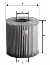 S5002PE SOFIMA Масляный фильтр