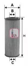 S5124PE SOFIMA Масляный фильтр