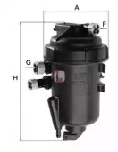 S5152GC SOFIMA Топливный фильтр