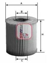 S5159PE SOFIMA Масляный фильтр
