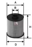 S6006NE SOFIMA Топливный фильтр