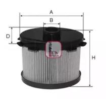 S6688N SOFIMA Топливный фильтр
