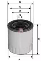 S9600NR SOFIMA Топливный фильтр