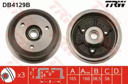 DB4129B TRW