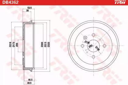 DB4362 TRW  -1