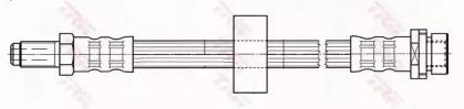 PHB414 TRW Тормозной шланг