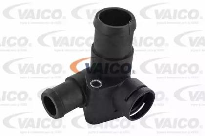V108199 VAICO Фланец охлаждающей жидкости