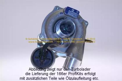 PRO-09220 SCHLГњTTER TURBOLADER