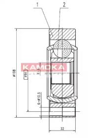 9196 KAMOKA