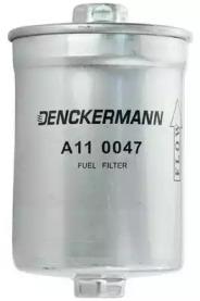 A110047 DENCKERMANN Фiльтр паливний Alfa Romeo 166 00-/Fiat Regata 86-/Lancia Thema 89-/Peugeot 405 88-