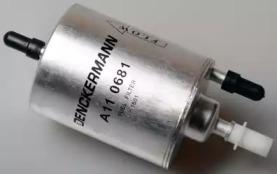 A110681 DENCKERMANN Фільтр паливний Audi A4/A6 1.8T/2.4/4.2 00-