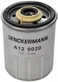 A120020 DENCKERMANN Фільтр паливний Fiat Bravo, Brava 1.9D S, SX 9/95-, Ti